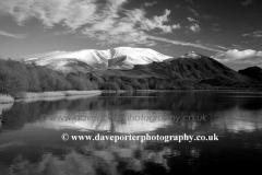 Skiddaw Mountain, Bassenthwaite, Lake District