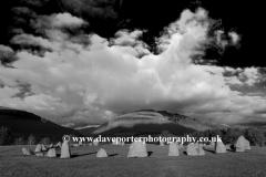 Castlerigg Stone Circle, Keswick, Lake District