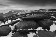 Derwent Edge, Upper Derwent Valley, Peak District