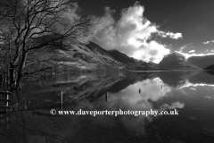 Buttermere Fells reflections, Lake District