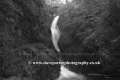 Aira Force Waterfall,  Ullswater, Lake District