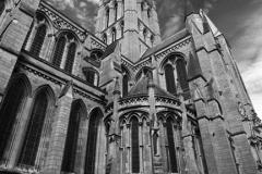 Truro Cathedral; Truro City; Cornwall