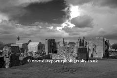 St Marys Church and Lindisfarne Abbey, Holy Island