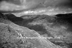 Haystacks fells, Ennerdale valley, Lake District