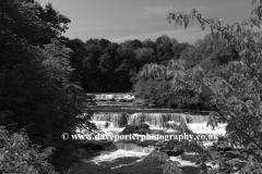 River Ure; Aysgarth Falls; Wensleydale