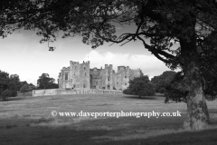 Raby Castle, Staindrop, Darlington, Durham County, England, Britain, UK