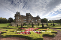 The Bowes Museum, Barnard Castle Town, Teesdale, Durham County, England, Britain, UK