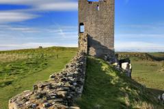 The Lilburn Tower, Dunstanburgh Castle