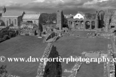 St Marys Church and Lindisfarne Abbey