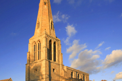 St Peters Church Barrowden village
