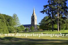 Exton Parish Church, Exton, village