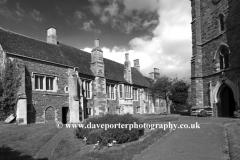 Bede House, Lyddington village