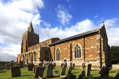 St Andrew's Church, Lyddington village