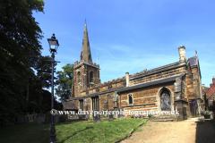 St Peter St Paul Parish church, Uppingham