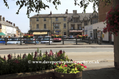 The market town of Uppingham