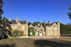 Exton Hall, Exton village