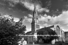 St marys church, Ketton village