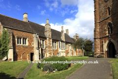 The Bede House, Lyddington village