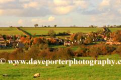 Autumn, Barrowden village