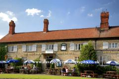 The White Horse Pub Empingham village