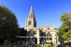 St Johns church, Rhyall village