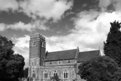 St John's Church, Bisbrooke village