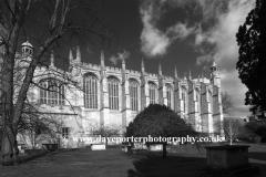 Eton College Chapel, Eton and Windsor