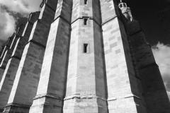 Exterior of Eton College Chapel, Eton and Windsor