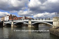 Bridge over the River Thames, Windsor
