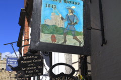 Shops along the high street, Windsor