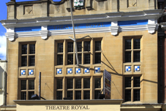 Exterior of the Theatre Royal, Windsor