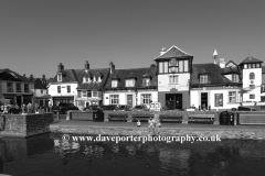 Sailing Boats in Lymington Harbour