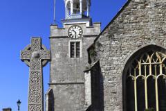 St Thomas parish church, Lymington town