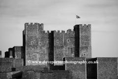 Landscape of Dover Castle
