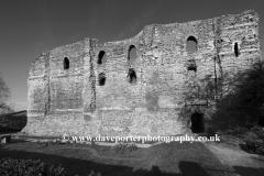 Canterbury Castle; Canterbury City