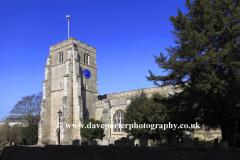 All Saints church, Maidstone town