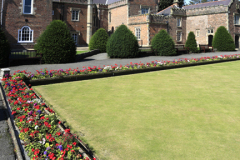 Ayscoughfee Hall and gardens; Spalding