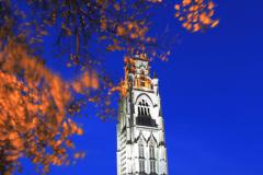 Autumn, St Botolphs church, Boston Stump
