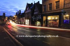 Christmas Lights, Stamford town