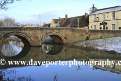 Stone bridge, river Welland, Market Deeping