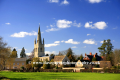 St Andrews church, West Deeping