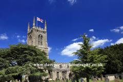 St Michaels and All Angels church, Edenham