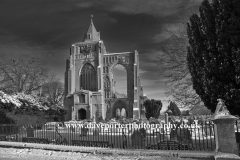 West front of Crowland Abbey; Crowland