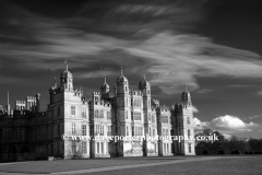 The West Golden Gate Elevation, Burghley House