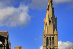 Saint Marys church, Stamford