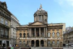 Liverpool Town Hall, Water Street, Liverpool City, Merseyside, England, UK