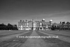 Sandringham House and gardens Norfolk