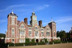 Bickling Hall, Norfolk, England, UK