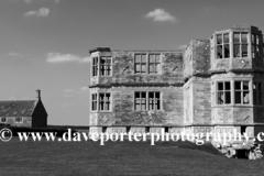 Summer; August; SeptemberThe ruins of Lyveden New Bield, Northamptonshire; England