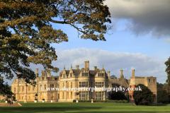 Kirby Hall, Northamptonshire